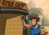Gay porn comics : a blowjob for car master - Gay blowjobs Gay Sex Comics