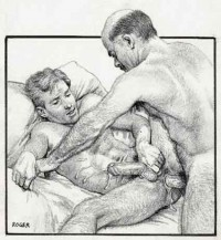 Hot gays get nasty sex - Gay anal Gay Toons