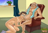 Gay porn toons today - Yu-Gi-Oh! - Gay Sex Cartoons