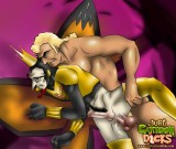 Popular gay comics : The Venture Bros. gay toons gay anal gay toons