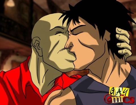 Hottest gay sex comics