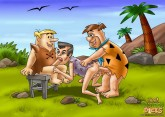 Flintstone Gays - Flintstone Gay