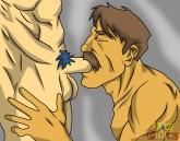 Queer seamen - Gay Sex Comics
